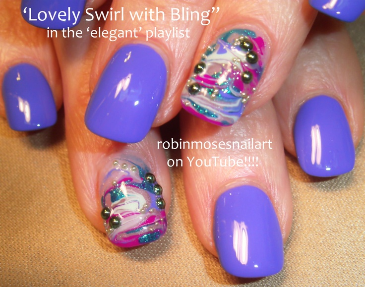 180 Best Images About Elegant Nail Art Pictures And