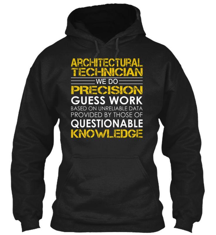Architectural Technician - Precision #ArchitecturalTechnician