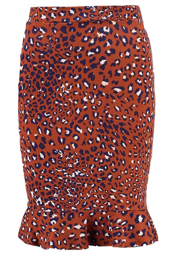 Jupes crayon Baum und Pferdgarten EIREEN - Jupe crayon - orange orange: 89,00 € chez Zalando (au 28/09/16). Livraison et retours gratuits et service client gratuit au 0800 915 207.