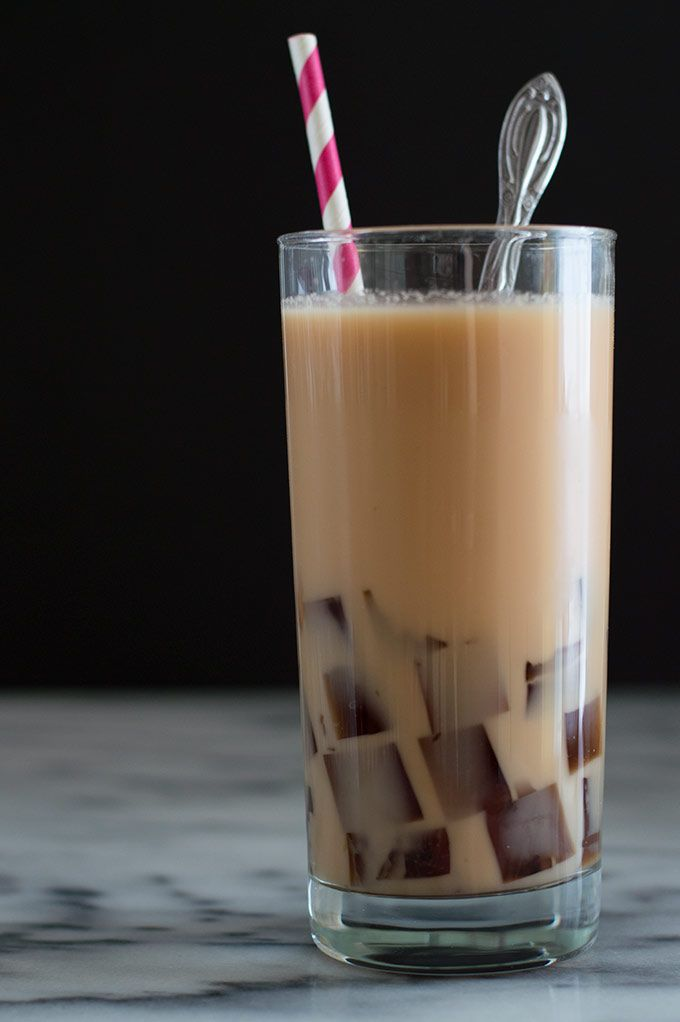 how to make simple coffee jelly