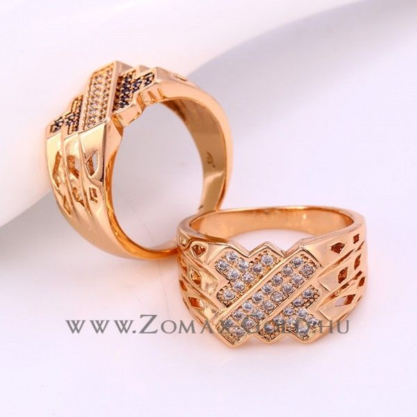 Xaveria gyűrű - Zomax Gold divatékszer www.zomax-gold.hu
