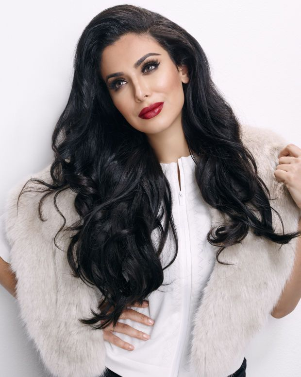 How Entrepreneur and Beauty Sensation Huda Kattan Handles Insta-Fame