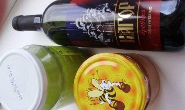 Алоэ с медом и кагором: тройная сила.