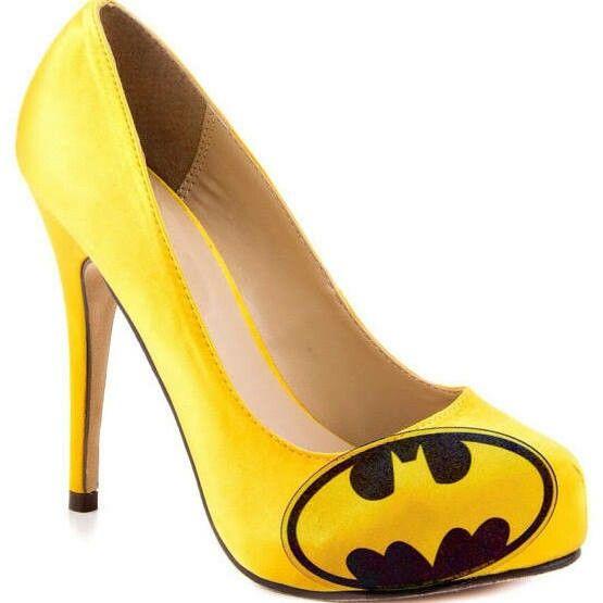 Yellow batman