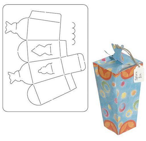 moldes cajitas navideñas para dulces   Proyectos que intentar ...