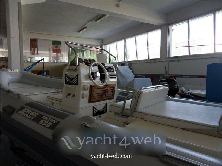 Joker boat Coaster 650 2003