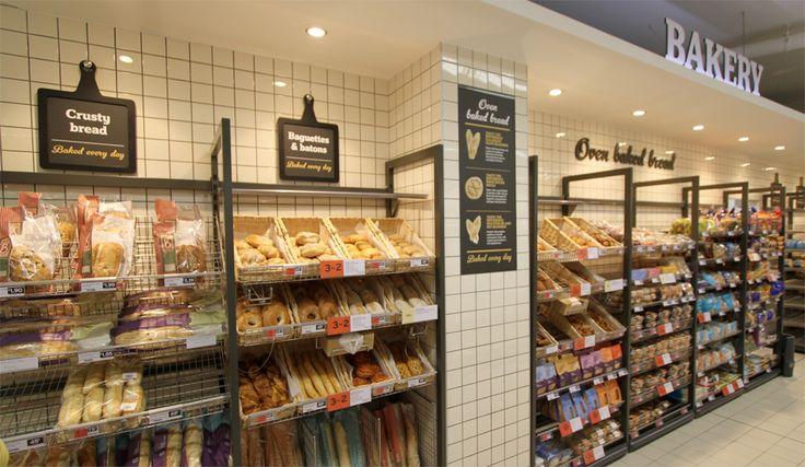 Retail Design | Convenience Stores | Supermarket Design | Retail Design | Shop Interiors | Sainsbury's Earlsfield - Twelve Studio