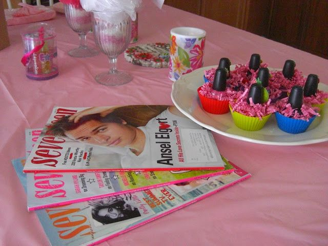 Buckeye Moms Meet: Teen Spa Party on a Budget!