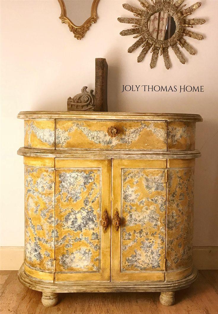Toile de jouy Joly Thomas Home