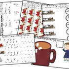 Polar Express Literature Based Learning Pack (Pre/K/1st) 2.99: This Learning Pack was made to go along with the popular Polar Express book by Chris Van Allsburg. There are a wide variety (40 pages) of activitie...