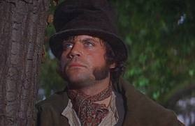 Oliver Reed as Bill Sikes in Oliver!