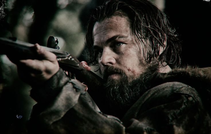 Leonardo DiCaprio in 'The Revenant,' image courtesy of 20th Century Fox