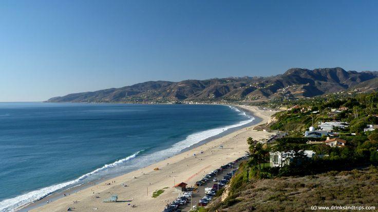 View of Malibu Westward Beach