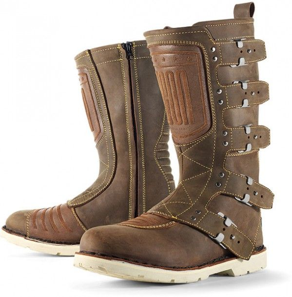 The Icon 1000 Elsinore™. Possibly the coolest motorcycle boot ever, and yours for $230.