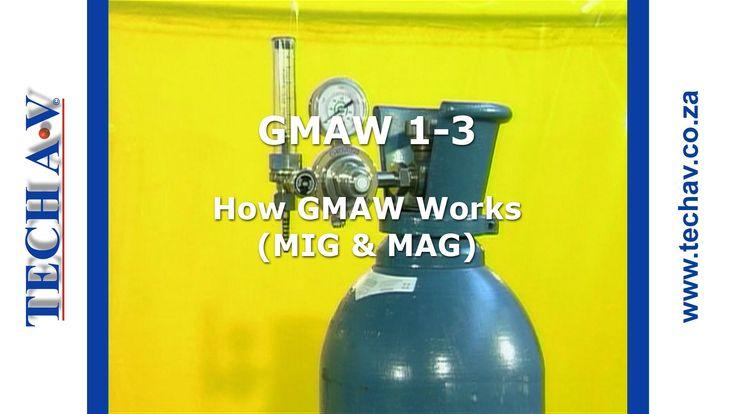 Gas Metal Arc Welding (GMAW) 1-3
