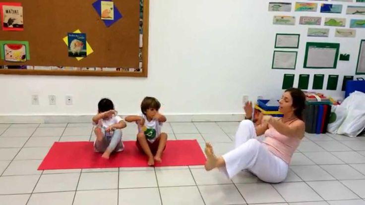 Dona Aranha do Yoga - Alessandra Geraldi, Akshaya Yoga para Crianças
