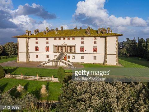 02-06 Italy, Toscana (Tuscany), Carmignano . Drone air... #carmignano: 02-06 Italy, Toscana (Tuscany), Carmignano . Drone air… #carmignano