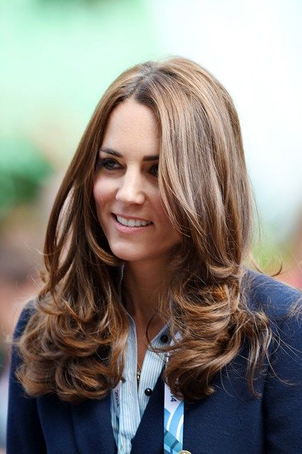Duchess Of Cambridge: Hair Style File