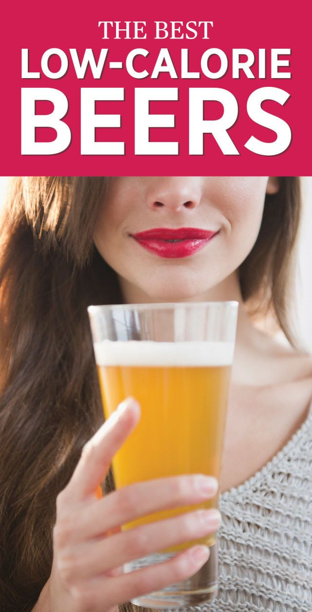"""Best Low-Calorie Beer for St. Patrick's Day-Skeptical about the slogan """"Guinness is good for you?"""" Turns out it's actually better for you than a lighter-looking wheat beer. """"If you're choosing a brew based on how it'll impact your weight, wheat is not the way to go,"""" says former Biggest Loser dietitian Cheryl Forberg. Check out our full selection of St. Patrick's Day beer at redbookmag.com."""