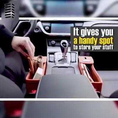 Storage Box Multifunctional Car Seat Organizer