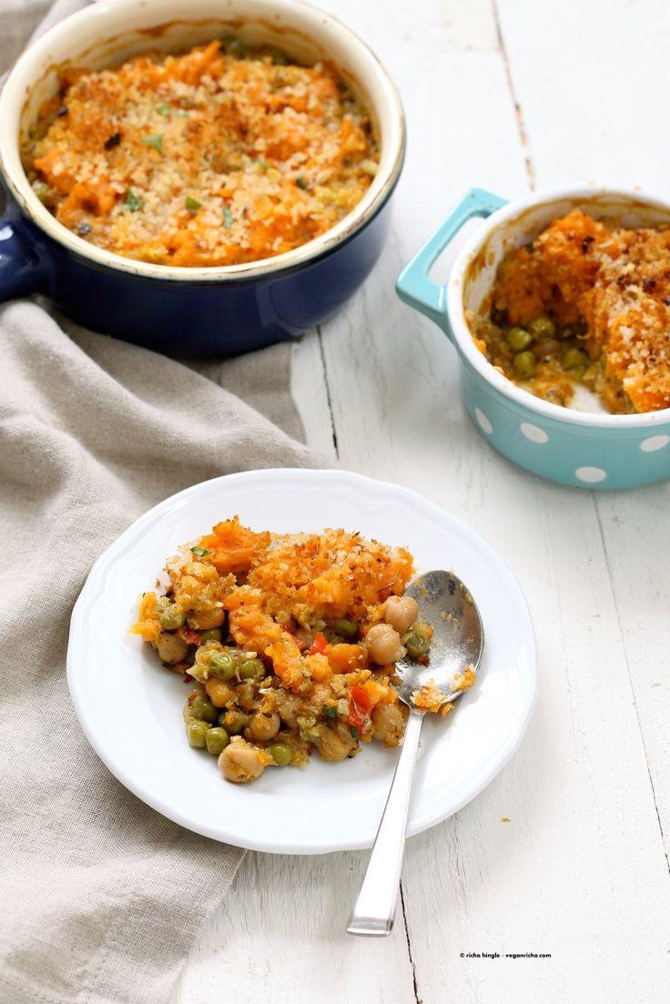 pie vegetable lentil shepherd s pie low calorie and comforting # vegan ...