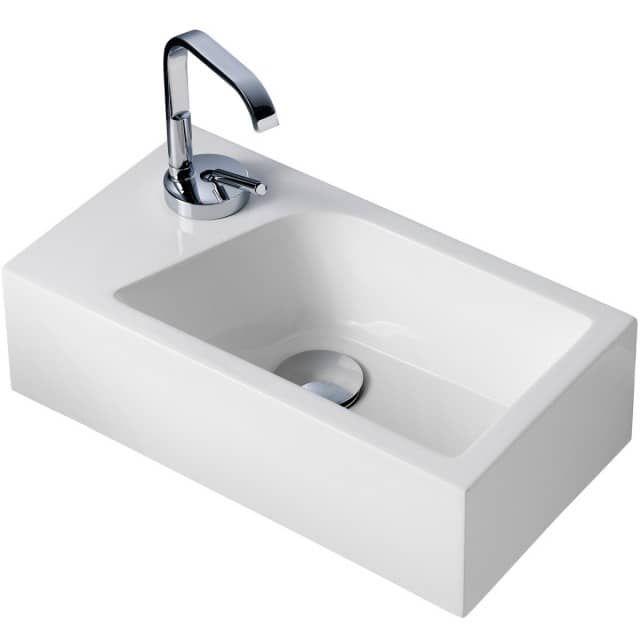 Pin Von Angelika Bahnsen Auf Bad In 2020 Mini Waschbecken Gaste Wc Handwaschbecken Und Mini Waschbecken