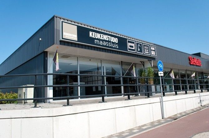 Mozartlaan in Maassluis, Zuid-Holland  #keuken #keukens #keukenstudio #maassluis #droomkeuken #keukenstudiomaassluis