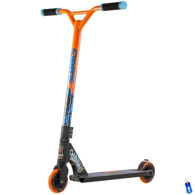 slamm scooter stuntstep rage mischief 2 oranje