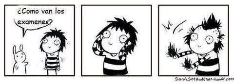 Sarah See Andersen ✤ SARAH'S SCRIBBLES    搞笑漫畫 • #Risa #Comic #Memes…