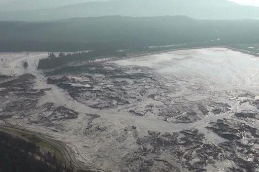 A katasztrófa utáni állapot / The area after the #catastrophe Forrás: warriorpublications.files.wordpress.com