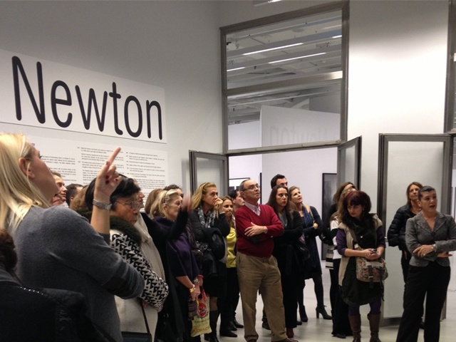 Helmut Newton | Onassis Cultural Centre | November 2012