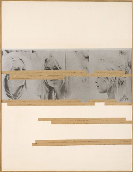 Astrid Klein, Untitled (Working title BB), 1980