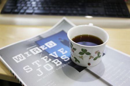 WIRED STEVE JOBS & Coffee