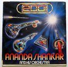Anand Shankar & His Orchestra Instrumental Vinyl Lp Record OST HMV VG+ #l3072