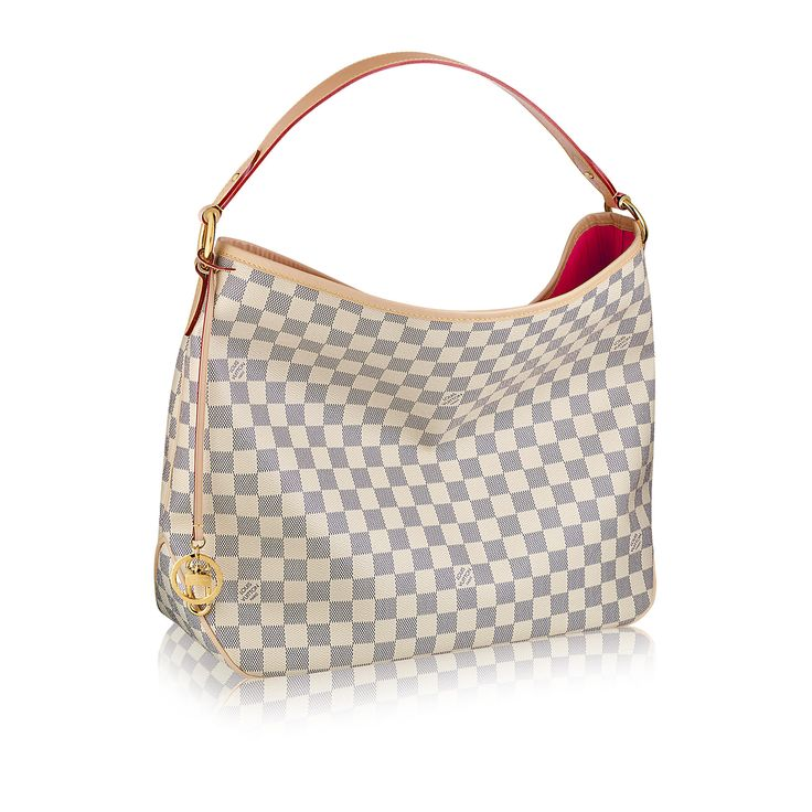 Discover Louis Vuitton Delightful MM via Louis Vuitton