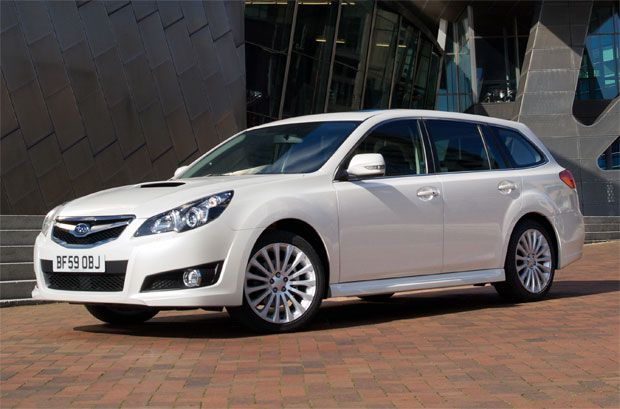 2010 Subaru Legacy Wagon This baby in Black or Blue