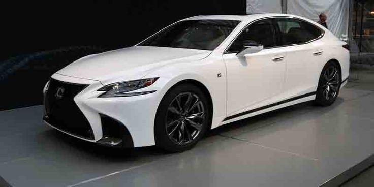Lexus Exec Says Sedans Must Evolve Or Die #Lexus #Exec #Sedans #EvolveOrDie