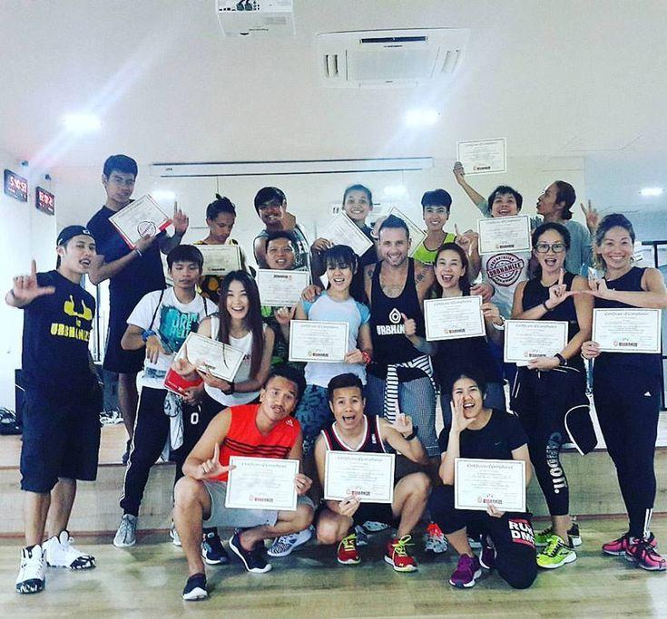 #thailand #bangkok #urbhanize #dance #fitness #instructors #joinus