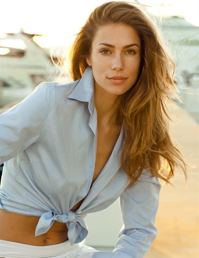 Lucie Pršalová - Czechoslovak Models | Photoshoot Ideas ...