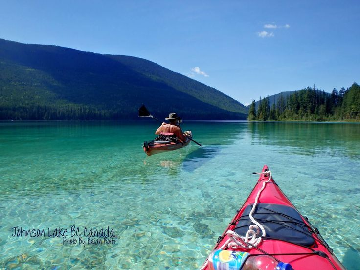 www KAYAKOKANAGAN com ( #Kayaking #Okanagan #BLOG ): Johnson Lake kayaking August 2014