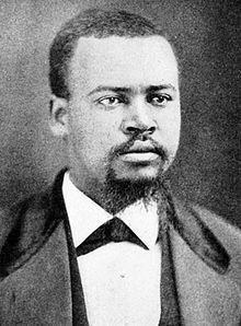 In 1875, John A Hyman (1840-1891) was the 1st Black person to serve the state of NC as a U.S. congressman. He was self-educated & elected to the 44th Congress. During his term, he served on the Committee of Manufacturers. He held several federal appointments in NC #BlackHistoryMonth #BlackHistory #BlackExcellence #BlackHistoryEveryMonth #BlackHistoryIsAmericanHistory #BlackHistoryRocks #todayinblackhistory #BlackHistoryIsEveryonesHistory #BlackFact #BlackHistoryIsEveryDay…