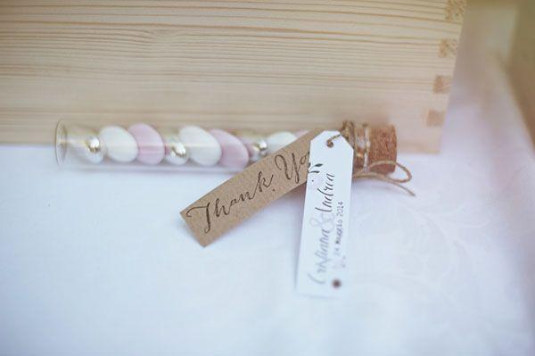 15 meravigliose idee per le bomboniere | Wedding Wonderland