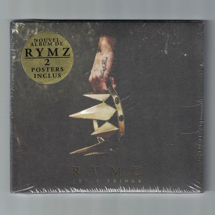 RYMZ  PETIT PRINCE  NEW CD scelled