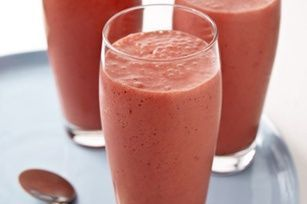Points Plus-Strawberry Smoothies Recipe