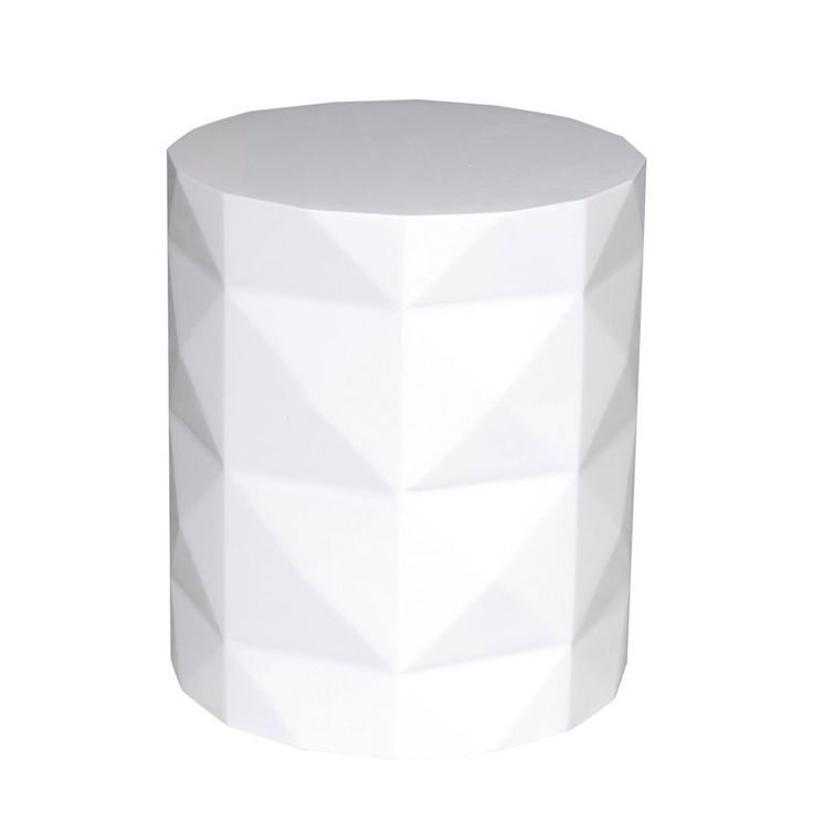 White Side Table | Show Your Eyes For Style And Unique Design With The  Andrew Martin