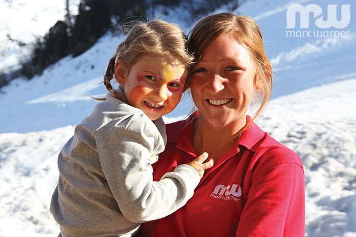I love how sweet all the reps are with the children on Mark Warner holidays! http://www.markwarner.co.uk/family-holidays