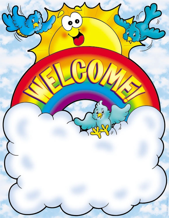 Welcome Charts For Classroom Decoration : Best images about school classroom ambientation on