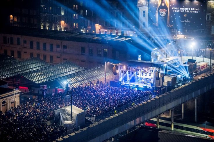 9 things you didn't know about Edinburgh's Hogmanay Street Party - Edinburgh's Hogmanay 2016/17