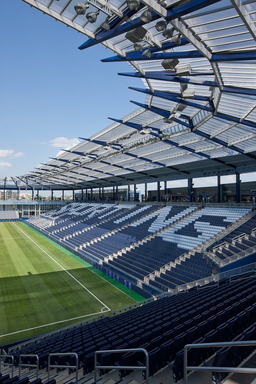 Livestrong Sporting Park  ©Alistair Tutton Photography