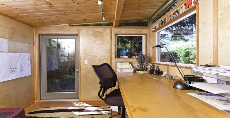 Photos Limited Living Solutions Modern Shed office pod